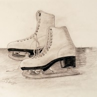 Ice – skate