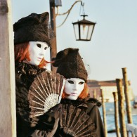 Masken black