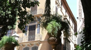 Gebäude in Palma
