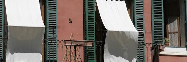 Placa den Coll Balkone