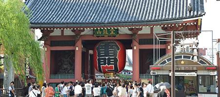 Asakusa Shrein in Tokyo I