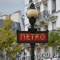 Metro Trocadero