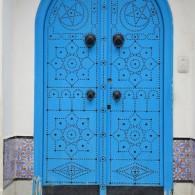 Tunesische Tür